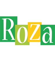 Roza lemonade logo