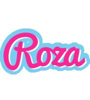 Roza popstar logo