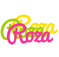 Roza sweets logo