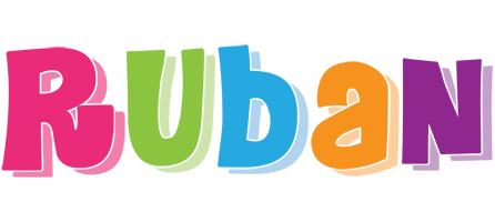 Ruban friday logo