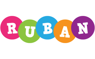 Ruban friends logo