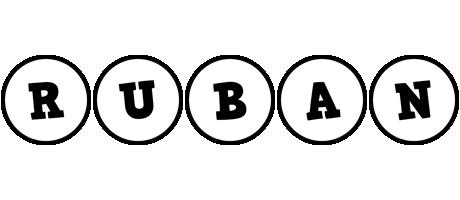 Ruban handy logo