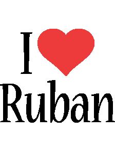 Ruban i-love logo