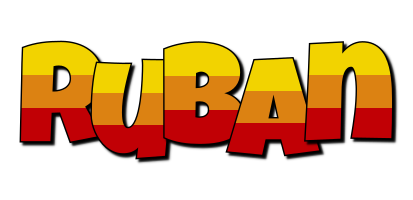 Ruban jungle logo