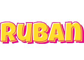 Ruban kaboom logo