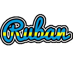 Ruban sweden logo