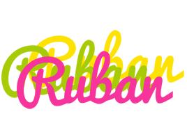 Ruban sweets logo