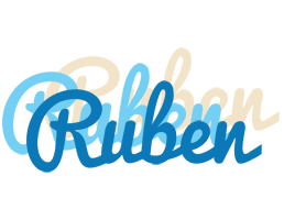 Ruben breeze logo
