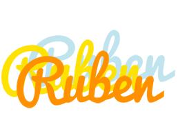 Ruben energy logo