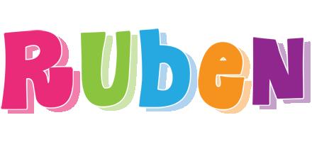 Ruben friday logo