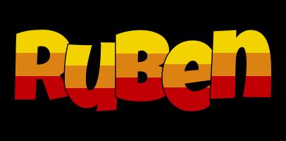 Ruben jungle logo