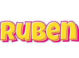 Ruben kaboom logo