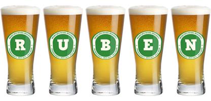 Ruben lager logo
