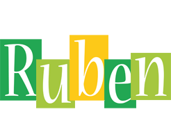 Ruben lemonade logo