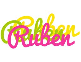 Ruben sweets logo
