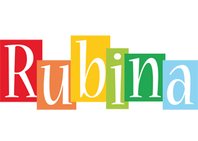 Rubina colors logo