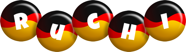 Ruchi german logo