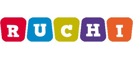 Ruchi kiddo logo