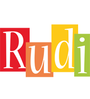 Rudi colors logo