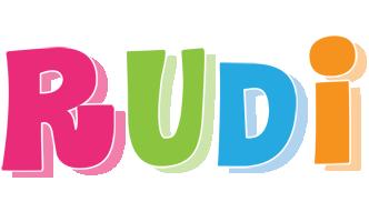 Rudi friday logo