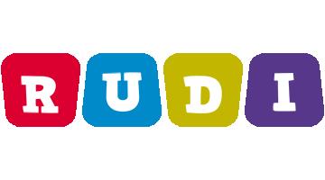 Rudi kiddo logo