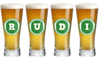 Rudi lager logo