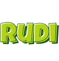 Rudi summer logo