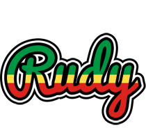 Rudy african logo