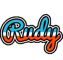 Rudy america logo