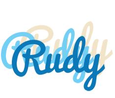 Rudy breeze logo