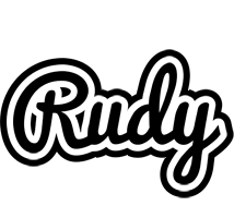 Rudy chess logo