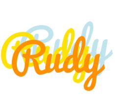 Rudy energy logo