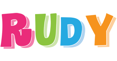 Rudy friday logo