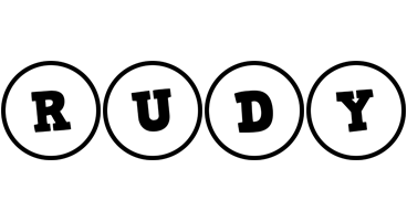 Rudy handy logo