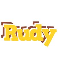 Rudy hotcup logo