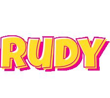 Rudy kaboom logo