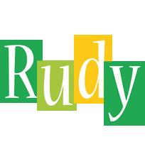 Rudy lemonade logo