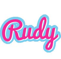 Rudy popstar logo