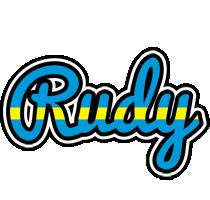 Rudy sweden logo