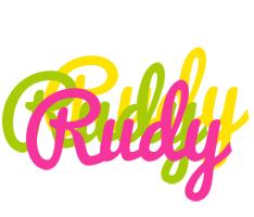 Rudy sweets logo