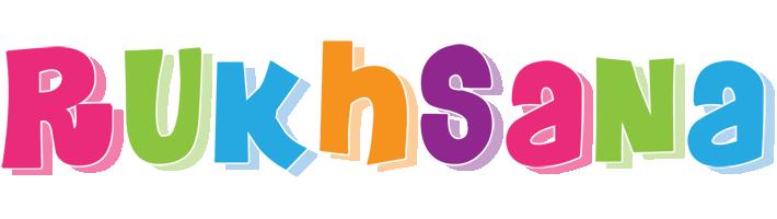 Rukhsana friday logo