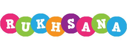 Rukhsana friends logo