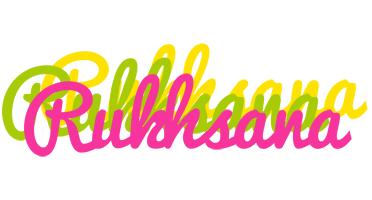Rukhsana sweets logo