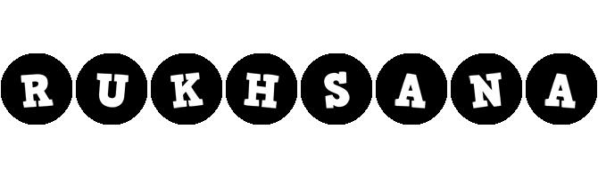 Rukhsana tools logo