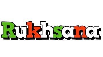 Rukhsana venezia logo