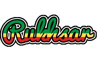 Rukhsar african logo