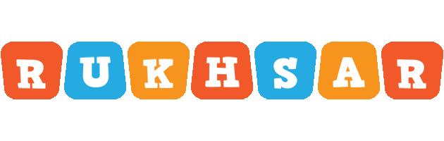 Rukhsar comics logo