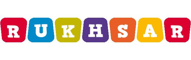 Rukhsar daycare logo
