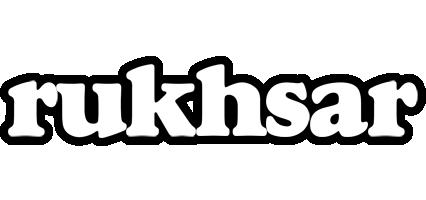Rukhsar panda logo