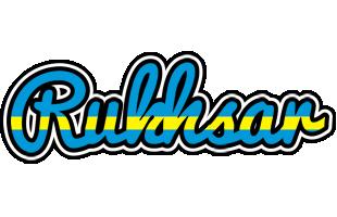 Rukhsar sweden logo